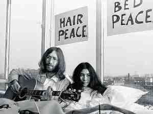 Give me peace.