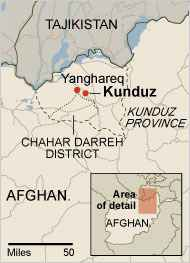 Reconstructing Kunduz with peaceful means.