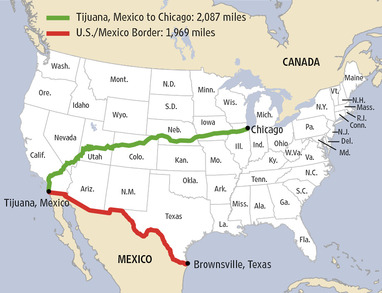 USA And Mexico Map Map Of United States And Mexico My Blog