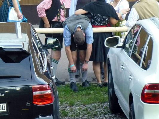 Munich pukes